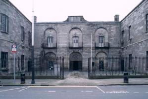1. Front of Kilmainham Gaol