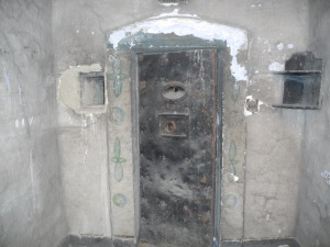 Cell 6, Top Floor, West Wing Kilmainham Gaol