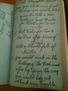 Located in the Autograph Book of Mary Twamley (Kilmainham Gaol Archive).
