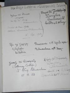 Found in Jenny Coyle's Autograph Book (Kilmainham Gaol Archive)